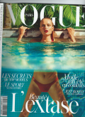 VOGUE FRANCE Juin Juillet 2014