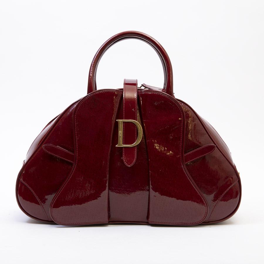 Cadeau Noel Luxe 2018 Saddle Dior