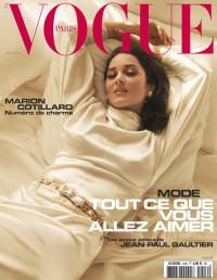 VOGUE PARIS AVRIL 2020
