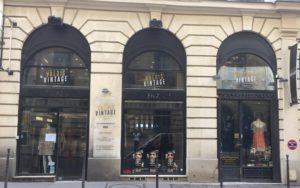 Boutique vintage Valois Vintage Paris