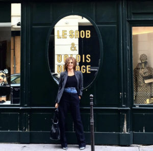 Carine Roitfeld @Valois Vintage Paris